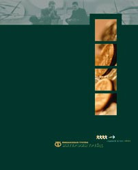 Годовой отчет 2004 Интерфинтрейд